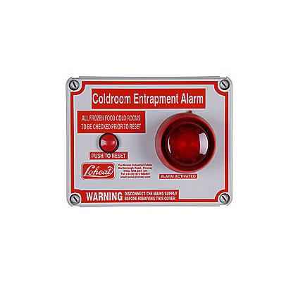 Loheat Entrapment Alarm Coldroomspares Co Uk