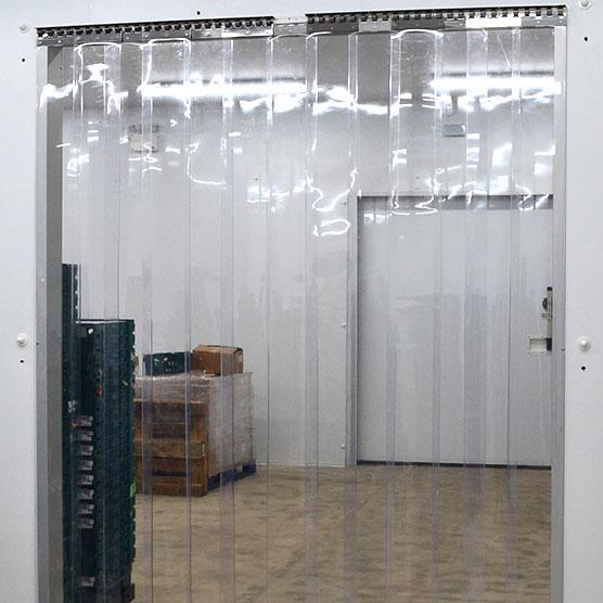 Pvc Strip Curtains Coldroomspares Co Uk