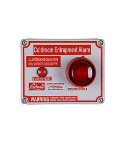Loheat Entrapment Alarm