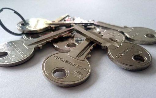 Fermod Replacement Key