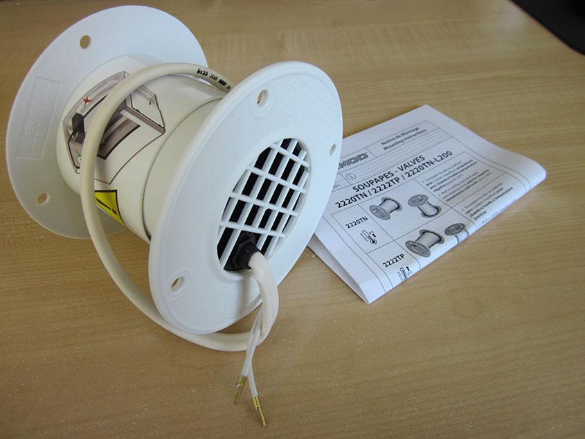 Pressure relief valve fermod prv 2220 coldroom spares - Soupape de decompression chambre froide ...