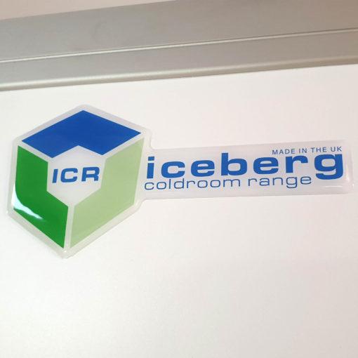 Coldroom - Iceberg Coldroom Range - Label