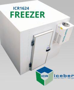 FREEZER COLDROOM - ICEBERG COLDROOM RANGE - ICR1624