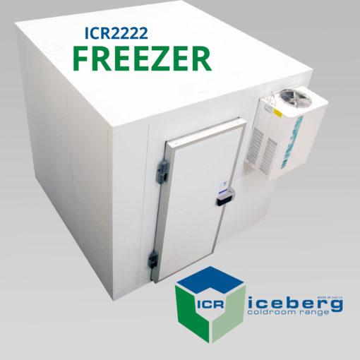 ICR2222 - MODULAR COLDROOM - FREEZER
